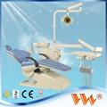 apparecchiature mediche utilizzate poltrona dentista con lampada a led
