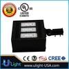 UL cUL DLC Listed 200W LED Shoe Box Lights For Street Lighting