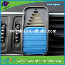 On/off plastic car vent clip air freshener
