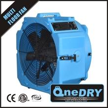 plastic multi floor fan blower
