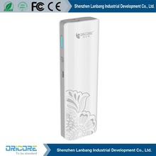 Built-in battery 7800mah portable mobile phone power bank/cell phone charger/solar power bank