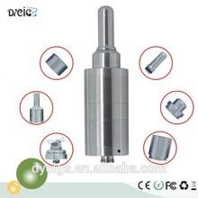 Alibaba express rba pyrex glass kayfun atomizer factory whole best price