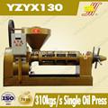 sortie v 7 ton froid huile de presse machine