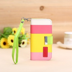 Cheap Wholesale Prices!! Shock Proof hot sale pu leather for iphone 6 4.7 plus 5.5 pu leather case