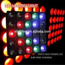 NEW High Power 5*5 25*30w led dots Video Matrix Light