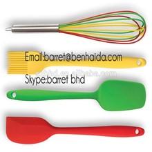 FDA grade BPA free silicone spatula,silicone spatula set,best silicone spatula