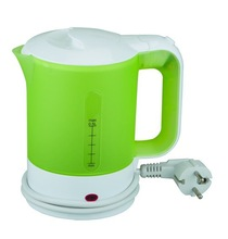 mini electric travel kettle with powerful power 2 cups free