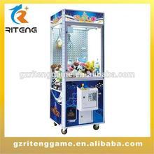 Cheap toy crane game machine coin pusher hot sale