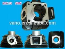 Hot!!! Cylinder Head Motorcycle Engine 4 Cylinder 250cc RXK135 58mm Scooter Cylinder