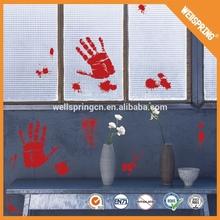 All kinds of size kids halloween window sticker