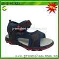 2015 sandalias lindas del bebé zapatos de la sandalia del cabrito