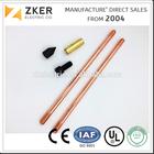 Small diameter Copper Ground Rod Dia 11mm, 10mm, 9mm, 8mm