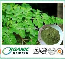 2014 hot sale health benefits moringa leaf powder/moringa powder