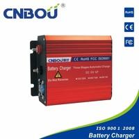 12V / 24V / 48V high efficiency battery charger