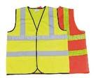 EN471 standard,reflective safety vest(QC-GZF-15)/child safety vest/traffic safety vest