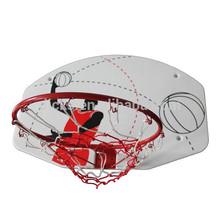 Basketball Backboard For Kids With Metal Hoop