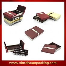 DIY merci chocolate box & Creative chocolate box gift box & Empty box for gift