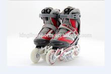 The best seller inline skate roller skates on hot sale adjuatable kids skates shoes professional
