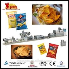 profitable business high quality automatic doritos/corn tortilla chips production line