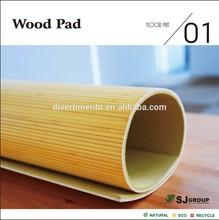 Floor Mat_Wood mat