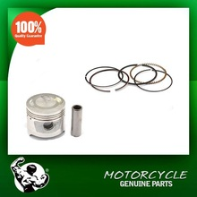 CD70 Motorcycle Piston Ring and Piston for 70cc Motorcycle Spare Parts