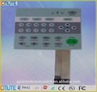 Multi-layer Embossing Push button Membrane Switch