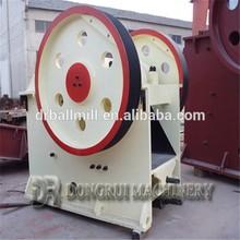 Dongrui hard ore/coal/limestone jaw crusher, euro type jaw crusher made in Henan
