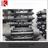 Germany type 13T trailer axle /square outboard drum trailer axles