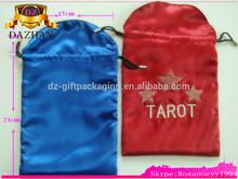 Best Selling Stylish Satin Candy Drawstring Bag