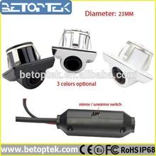 Factory Supply Waterproof Rear View Camera For Car Metal Car Camera