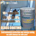 Nano recubrimiento de vidrio