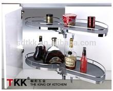 TKK Kitchen Cabinet Revolving MDF Lazy Susan