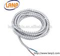 H05v-u/h07v-u textil del cable eléctrico