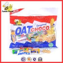 Oatmeal Chocolate Oat choco snacks