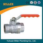 yuhuan ball valve,brass ball valve steel handles ML-2211