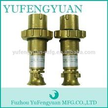 CTS2-2/15 Hot Sale copper marine plug high current plug