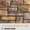 Pedraartificial moldes escada passos, artificial pedra ardósia