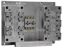 Two Color Plastic Injection Mold Making