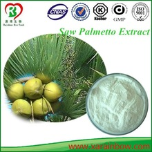 Factory Bulk Supply Pharmaceutical Grade Saw Palmetto Extract