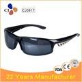 clássico retangular oem esportes óculos de sol por cj fábrica