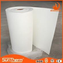 Steam pipe insulation ceramic fiber paper for sealing gasket