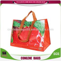 Strawberry Reusable decorative reusable bags