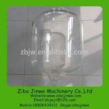 Glass Milk Receiver Jar