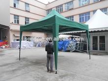 4x4m big fodable gazebo tent/ Custom printing canopy tent /Heavy duty pop up tent