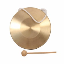 Mini Copper Gong, Gongs For Sale, Copper Handmade Gong