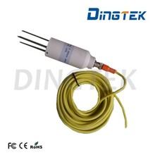 DS200 Digital analog output soil grain temperature and humidity moisture meter sensor