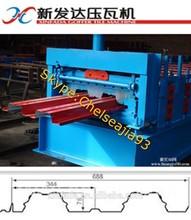 FD688 Floor Decking Roll Forming Machine/Decking Forming Machine