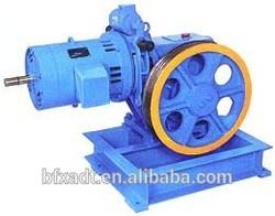 traction machine for elevator elevator gearless traction machine lift traction machine