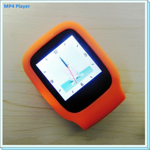 Arrive sport mini MP3 Player with 4GB storage and 1.5 Inch Screen can play 30h 4G LOGO gift MP3