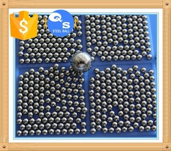 4.763mm G500 chrome steel ball for bearing AISI 52100